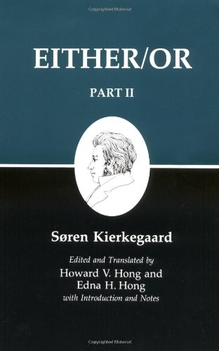 Either/Or   1988 edition cover