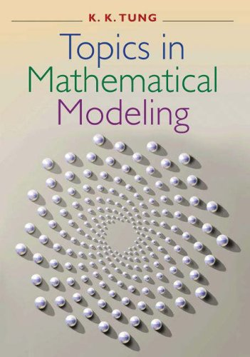 Topics in Mathematical Modeling   2007 edition cover