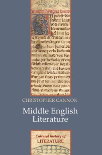 Middle English Literature   2008 (Revised) 9780745624426 Front Cover