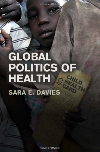 Global Politics of Health   2010 edition cover