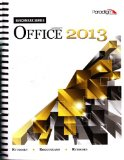 MICROSOFT OFFICE 2013-TEXT     N/A edition cover