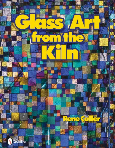 Glass Art from the Kiln   2010 edition cover