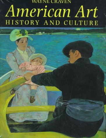 American Art : History and Culture N/A edition cover