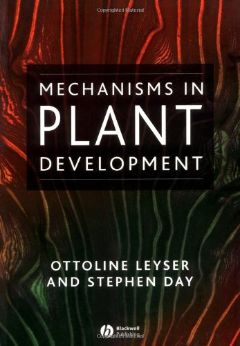 Mechanisms in Plant Development   2002 edition cover