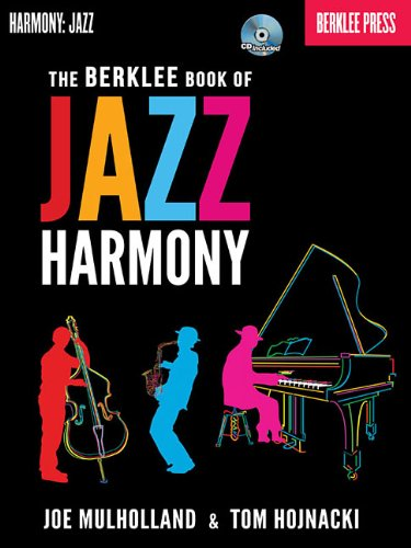 Berklee Book of Jazz Harmony   2013 edition cover