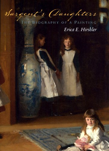 Sargent's Daughters   2009 edition cover