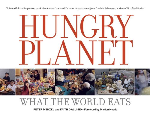 Hungry Planet What the World Eats  2007 edition cover