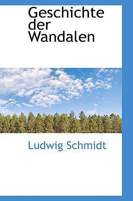 Geschichte Der Wandalen:   2009 edition cover