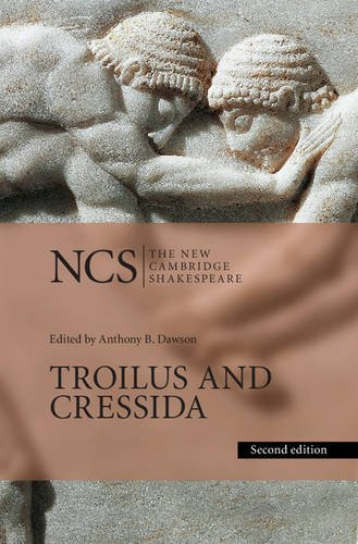 Troilus and Cressida  2nd 2016 (Revised) 9781107571426 Front Cover