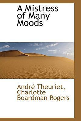Mistress of Many Moods  N/A edition cover