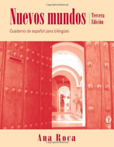 Nuevos Mundos  3rd 2012 edition cover