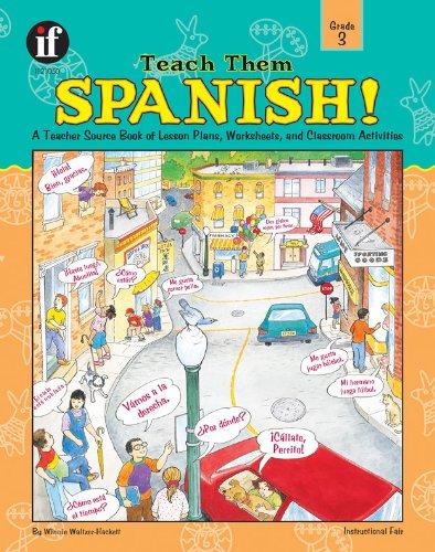 Teach Them Spanish!   1999 edition cover