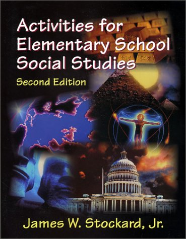 Activities for Elementary School Social Studies 2nd 2003 edition cover