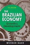 Brazilian Economy Growth and Development 7th 2014 edition cover