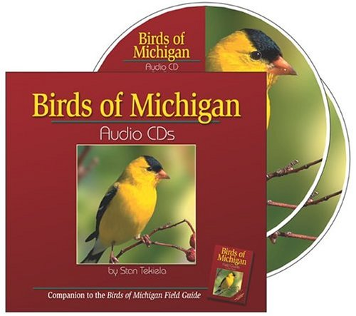 Birds of Michigan Companion to Birds of Michigan Field Guide N/A edition cover
