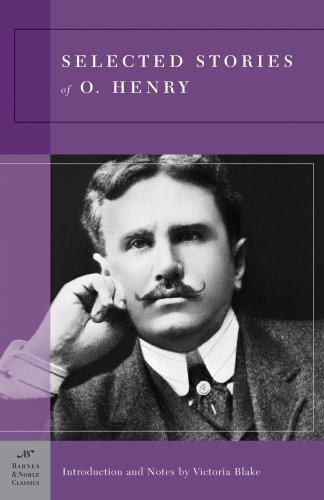 Selected Stories of O. Henry   2003 edition cover