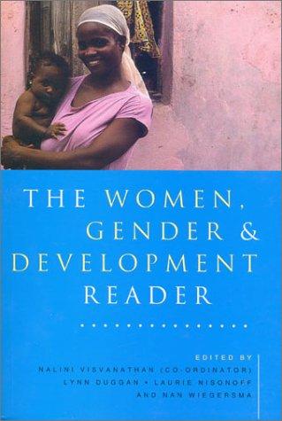 Women, Gender and Development Reader   1996 (Reprint) edition cover
