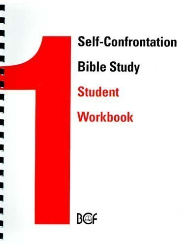 SELF-CONFRONTATION BIBLE STUDY  2007 edition cover