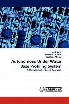 Autonomous under Water Base Profiling System N/A 9783843350426 Front Cover