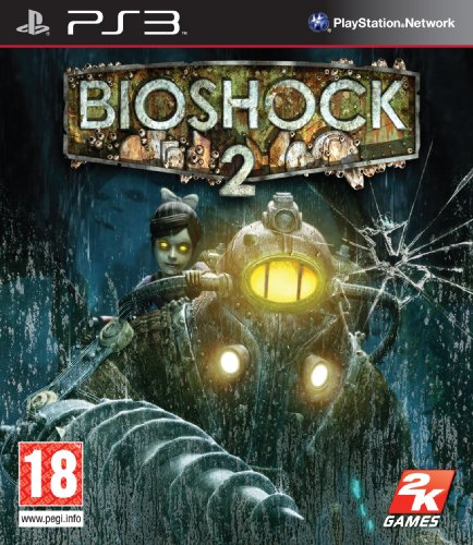 Bioshock 2 (PEGI Uncut) PlayStation 3 artwork