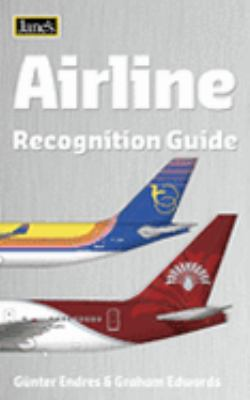 Airline Recognition Guide (Jane's Recognition Guide) N/A edition cover