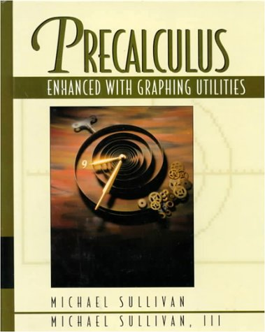 Precalculus with Graphing Calculators  1st 1996 edition cover
