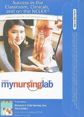 Maternal and Child Nursing Care  3rd 2011 9780135097427 Front Cover