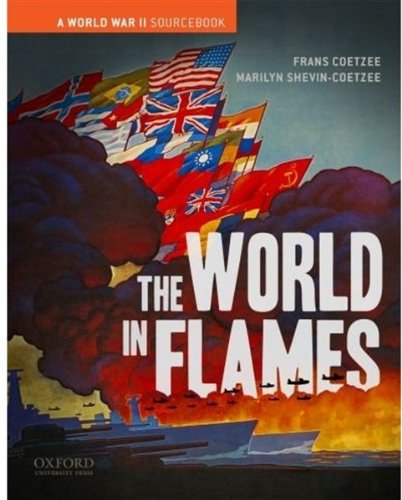 World in Flames A World War II Sourcebook  2010 edition cover