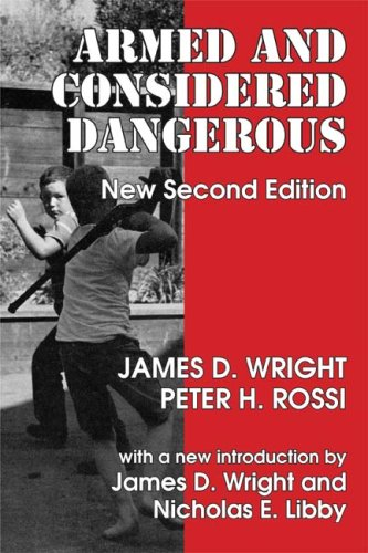Armed and Considered Dangerous  2nd 2008 edition cover