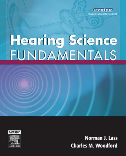 Hearing Science Fundamentals   2007 edition cover