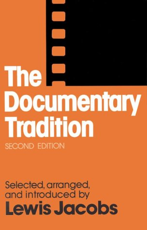Documentary Tradition  2nd 1979 edition cover
