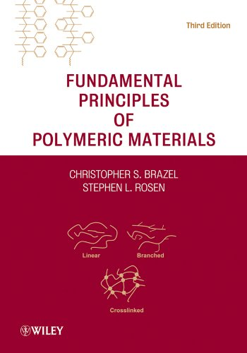 Fundamental Principles of Polymeric Materials  3rd 2012 edition cover