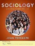 SOCIOLOGY:GLOBAL PERSP.>ANNOT. 7th 2008 9780495553427 Front Cover