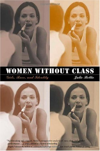 Women Without Class Girls, Race and Identity  2003 edition cover