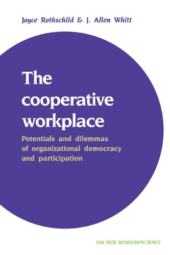 Cooperative Workplace Potentials and Dilemmas of Organisational Democracy and Participation N/A 9780521379427 Front Cover