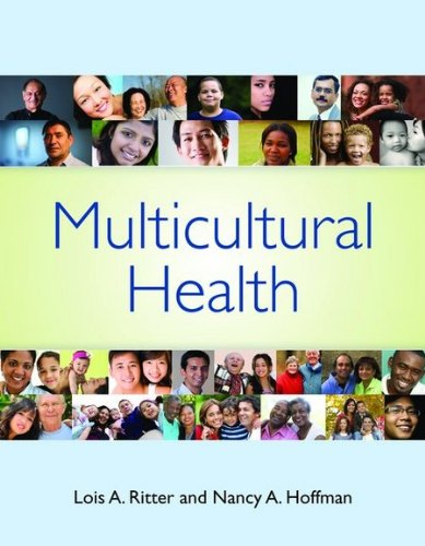 Multicultural Health   2010 edition cover