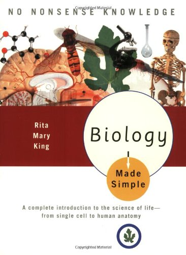 Biology Made Simple   2003 9780767915427 Front Cover