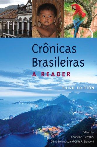 Cr�nicas Brasileiras A Reader 3rd 2014 edition cover
