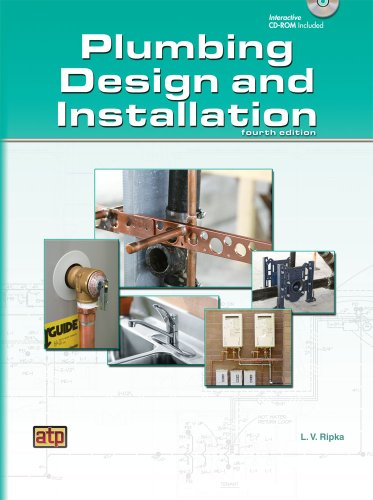 Plumbing Design and Installation 4th 2012 edition cover