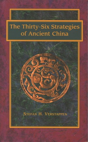 Thirty-Six Strategies of Ancient China N/A edition cover