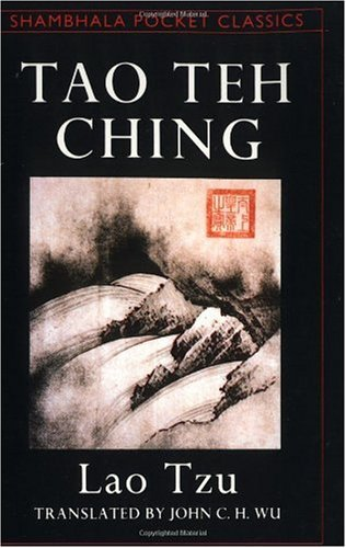 Tao Teh Ching   1990 edition cover