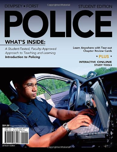 Police   2011 edition cover
