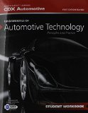 Fundamentals of Automotive Technology Student Workbook   2015 9781284059427 Front Cover