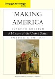Making America: A History of the United States: to 1877 7th 2015 edition cover