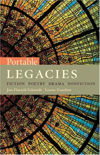 Portable Legacies Fiction, Poetry, Drama, Nonfiction 4th 2009 edition cover