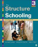 Structure of Schooling Readings in the Sociology of Education 3rd 2015 edition cover