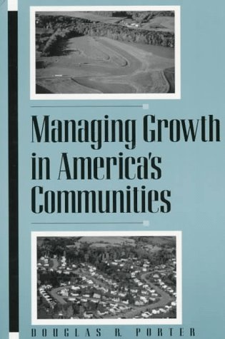 Managing Growth in America's Communities  2nd 1997 edition cover
