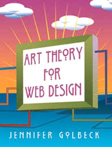 Art Theory for Web Design   2005 9781576761427 Front Cover