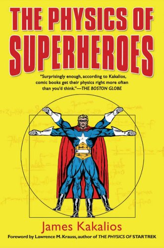 Physics of Superheroes  N/A edition cover