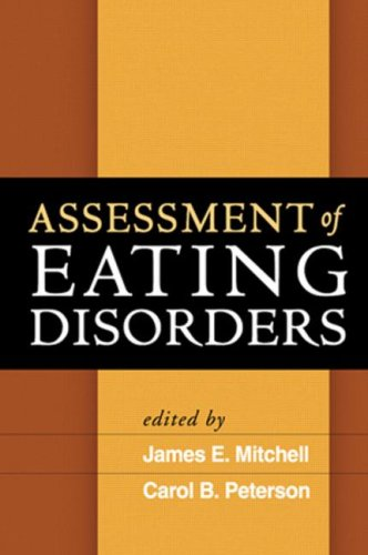 Assessment of Eating Disorders   2005 edition cover